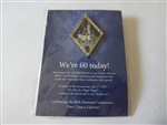 Disney Trading Pin 109989 DLR - Cast Member- 60th commemorative pin