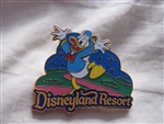 Disney Trading Pin 110033 DLR - Storybook Night Starter Set - Donald only