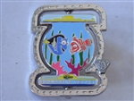 Disney Trading Pin 110324 DLR - Disneyland 60 Diamond Celebration - Diamond Decades Collection: Finding Nemo Submarine Voyage