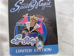 Disney Trading Pin 110345 WDW - Piece of Disney History 2015 - SpectroMagic - Evil Queen