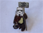 Disney Trading Pin 110452 Ewok Trick or Treat