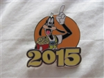 Disney Trading Pin 110554 2015 Mystery Collection - Goofy only