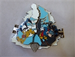Disney Trading Pin 110560 DLR - Diamond Decades Collection: Matterhorn Bobsleds