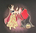 Disney Trading Pin 110673 Disney Store - Fairytale Designer Collection: Heroes and Villains - Snow White/Old Hag Only