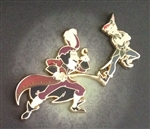 Disney Trading Pin 110674 Disney Store - Fairytale Designer Collection: Heroes and Villains - Peter Pan/Captain Hook