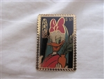 Disney Trading Pin 11079 'Journey to the East' Postage Stamp Series - $10 - Daisy Duck