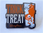 Disney Trading Pin 110847 Halloween 2015 - Trick or Treat Disney park with Mike and Sulley