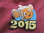 Disney Trading Pin  110995 2015 Mystery Collection - Nemo Only