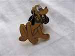 Disney Trading Pins 1110: Pluto, Sitting w/ Blue Collar