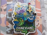 Disney Trading Pin 111007 DLR - Disneyland 60th Decades Collection - 1995-2004