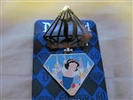 Disney Trading Pin 111042 DLR - Diamond Celebration - 60th - Annual Passholder Snow White