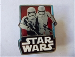 Disney Trading Pin 111117 Star Wars: The Force Awakens - Storm Troopers Countdown #7