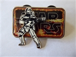 Disney Trading Pin 111118 Star Wars: The Force Awakens - Flame Trooper Countdown #8
