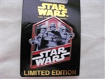 Disney Trading Pin 111119 Star Wars: The Force Awakens - Captain Phasma Countdown #9