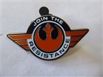 Disney Trading Pin 111122 Star Wars The Force Awakens - Join The Resistance