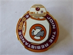 Disney Trading Pin 111126 BB-8 Join the Resistance
