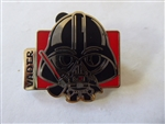 Disney Trading Pin 111136 DLP - Booster Cutie Vader