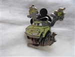 Disney Trading Pin 111220 Luigi and Guido Burning Rubber - Luigi Only