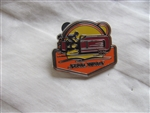 Disney Trading Pin 111262 Star Wars, The Force Awakens, booster set - Star Wars Speeder Only