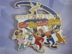 Disney Trading Pin 111269 WDW - GenEARation D - 2015 See You Real Soon
