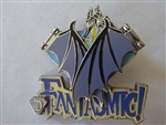 Disney Trading Pin 111336 DLR - Diamond Decades Collection: Fantasmic