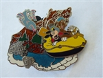 Disney Trading Pin 111338 DLR - Diamond Decades Collection: Grizzly River Run