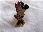 Disney Trading Pins 1115: Monogram - Minnie, Standing with Yellow Shirt