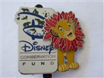 Disney Trading Pins   111559 WDW - Simba Disney Conservation Fund