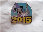 Disney Trading Pin 111670 2015 WDW Pin Trading Starter Set - Minnie at Magic Kingdom only