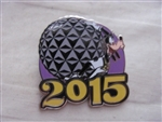 Disney Trading Pin  111671 2015 WDW Pin Trading Starter Set - Goofy at Epcot only
