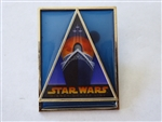 Disney Trading Pin  111722 DCL - Star Wars Day At Sea - Vintage Ship Triangle Poster Limited Edition Pin