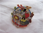 Disney Trading Pin 11173 12 Months of Magic - The Band Concert 1935