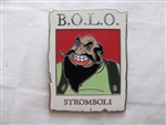 Disney Trading Pin 111788 Cast Exclusive - Disney Villains - Be On the Look Out - B.O.L.O. - Stromboli