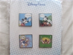 Disney Trading Pin 111867 Comic Strip Booster Pack