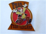 Disney Trading Pin 111878 Haunted Lands 2015 - Fear in Frontierland - Goofy