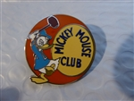 Mickey Mouse Club Pin Trading Starter Set - Donald only