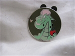 Disney Trading Pin 112168 WDW - 2015 Hidden Mickey - Disney Dragons - Elliott