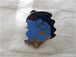Disney Trading Pin 112169 WDW - 2015 Hidden Mickey - Aladdin Genie - Applause