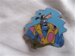 Disney Trading Pin 112173 WDW - 2015 Hidden Mickey - Aladdin Genie - Tourist