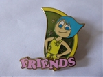 Disney Trading Pin  112358 Best Friends Series - Joy and Sadness - Joy ONLY