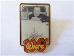Disney Trading Pin 11242 DLR - Walt's 100th Framed Pin Series #3 (Disneyland Car)