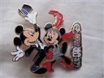 Disney Trading Pin 112521 GenEARation D Is You and Me Commemorative Boxed Pin Set - 20s Pin Only