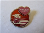 Disney Trading Pins  112528 Yoda Valentine - Mine Will You Be?