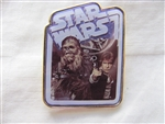 Disney Trading Pin 112595 Star Wars Mystery Box - Chewbacca & Han Solo