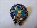 Disney Trading Pin 112648 DLR - Disneyland Diamond Wreath - Pluto