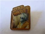 Disney Trading Pins 112704 Star Wars Mystery Box - Greedo