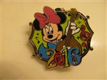 Disney Trading Pin 112825 Music, Magic, Memories Mystery Collection - 2016 - Minnie Only