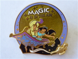 Disney Trading Pin 113032 DLR - Magic is in The Air: Aladdin