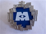 Disney Trading Pin 113034 DLR - Annual Passholder - Pixar Collection: Monster's Inc