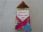 Disney Trading Pin  113048 Love Letters - Pin of the Month: Cinderella and Prince Charming